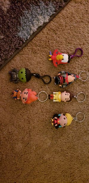 Disney keychains for Sale in Norfolk, VA