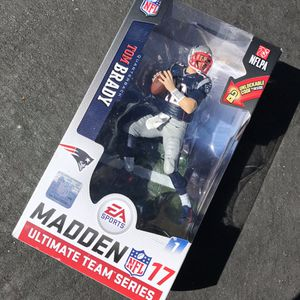 Tom Brady Madden 17 Figure for Sale in Torrance, CA