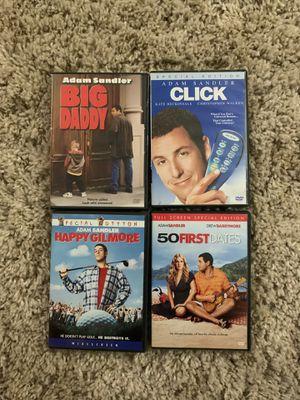 Adam Sandler DVD lot for Sale in Citrus Heights, CA