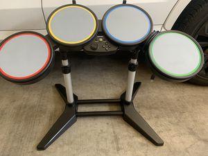 RockBand Harmonix Wired Drum PlayStation Drums for Sale in Phoenix, AZ