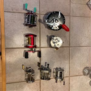 Vintage Fishing Reels for Sale in North Bend, WA