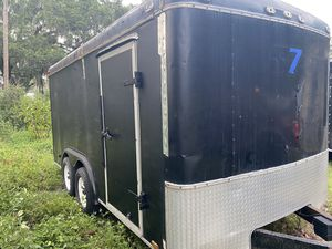 Enclosed trailer for Sale in Plant City, FL