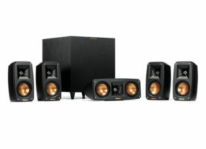 NEW Klipsch Reference Theater Pack 5.1 Channel Surround Sound System for Sale in Houston, TX