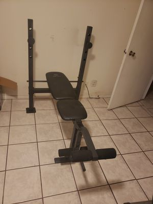 Workout bench for Sale in Farmers Branch, TX