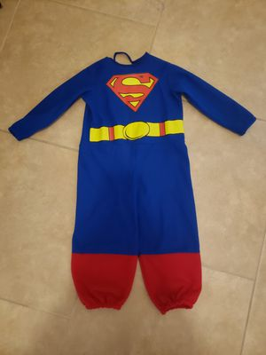 DC Superman Halloween costume for Sale in Orlando, FL