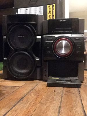Sony Stereo System for Sale in Bronx, NY