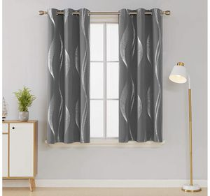 "Dark Grey 38x54"" {4 Panels} Black Out Curtains {RV/CAMPER curtains} for Sale in Chandler, AZ"