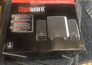 Gigaware multimedia speaker for Sale in San Francisco, CA