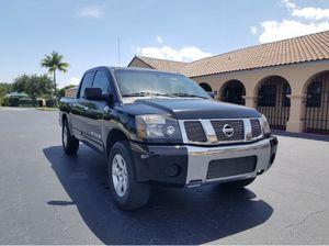 2007–NISSAN TITAN CREW CAB for Sale in West Palm Beach, FL