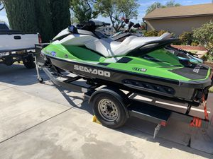 Seadoo (2) with tandem trailer for Sale in Cypress, CA