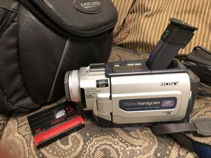 Sony camcorder for Sale in Ashburn, VA