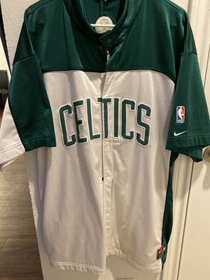 Boston Celtics Button-up Jersey..SIZE XXL for Sale in Garland, TX