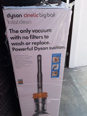 new dyson cinetic big ball total clean for Sale in Hoffman Estates, IL