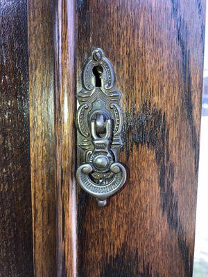 English Antique Armoire Wardrobe for Sale in El Segundo, CA