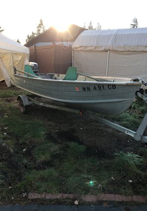 14 foot StarCraft run about for Sale in Mountlake Terrace, WA