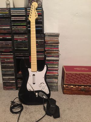 Fender Stratocaster Xbox wired guitar for Sale in Union City, MI