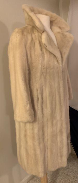 Vintage Full Length Mink Fur Coat for Sale in Sterling, VA