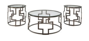 New Elegant 3pc. Coffee table Set for Sale in Austin, TX