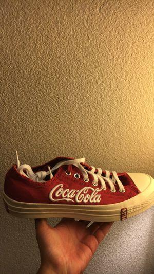 Kith Converse Coca Cola for Sale in San Jose, CA