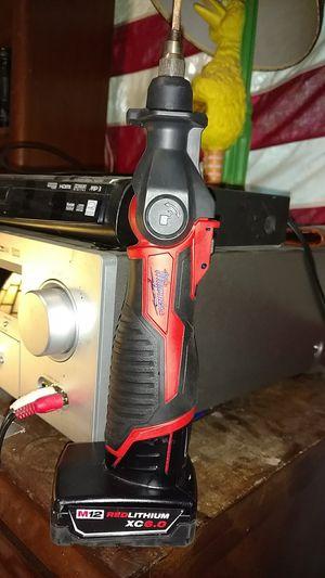 Milwaukee soldering iron for Sale in Hillsboro, OR