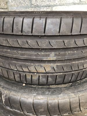 "Porsche 21"" tires for Sale in Santa Monica, CA"