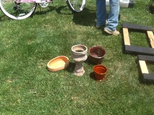 Plant pots moving must sell for Sale in Colorado Springs, CO