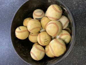 3 Dozen (36) Assorted Soft Baseballs for Sale in Gambrills, MD