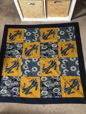 Large High quality Japanese fabric/picnic blanket for Sale in San Jose, CA