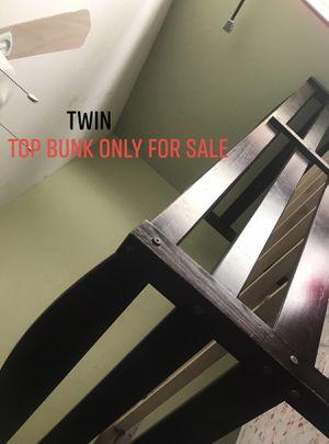 Twin top bunk for Sale in Lemoore, CA