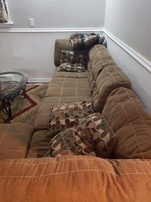 *Like New* Sectional Couch for Sale in Effort, PA