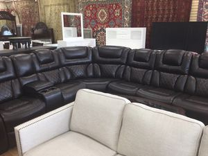 Large lounge couch for Sale in Tracy, CA