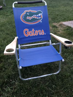Florida Gators Camping / Fishing Chair only $10 to pickup today!!! for Sale in Denver, CO