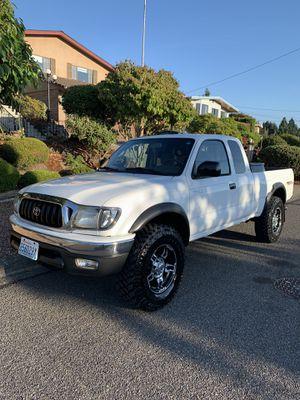 2002 Toyota Tacoma TRD 4WD for Sale in Tacoma, WA