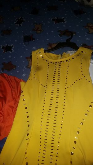 Yellow dress for Sale in Frederick, MD