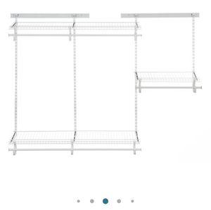 Closet shelf organizer for Sale in Accokeek, MD