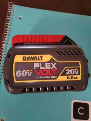 New dewalt 60v max asking $90 for Sale in North Las Vegas, NV