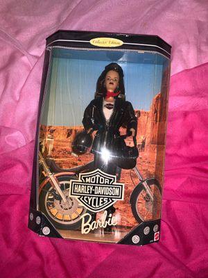 Harley Davidson Barbie for Sale in Sarasota, FL