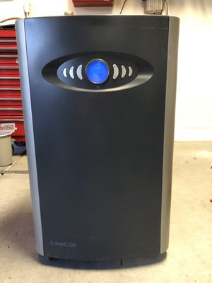 Amcor portable AC unit w/ remote. for Sale in Henderson, NV