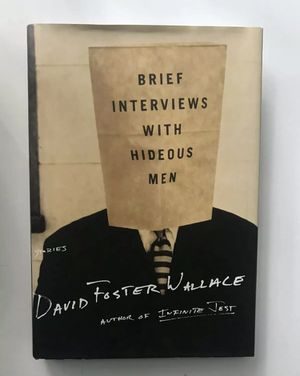 "Signed 1st Edition Copy of ""Brief Interviews with Hideous Men"" for Sale in Portland, OR"