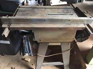 Table saw for Sale in Newberg, OR