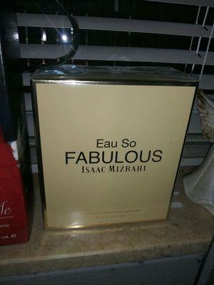 Very nice fabulous Isaac Mizrahi women's perfume for sale! ! for Sale in Tampa, FL