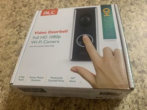 Smart Video Doorbell Full HD WiFi Camera 1080p for Sale in Celebration, FL