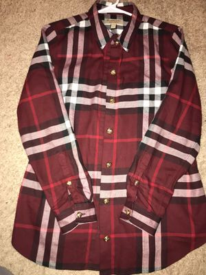 Women's Burberry Button Down for Sale in McKinney, TX