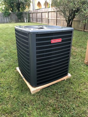 New Central A/C Cooling and Heating System Installed for Sale in Amarillo, TX