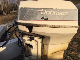 Johnson Outboard 48 Special for Sale in Beech Grove,  IN