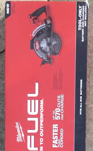 Milwaukee tool only tool only for Sale in Fremont, CA
