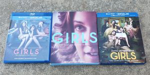 Girls: Seasons 1,2, &3 (Blu-ray) Great Condition Nice! for Sale in Lake Elsinore, CA