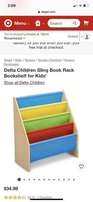 Kids book shelf for Sale in Alhambra, CA