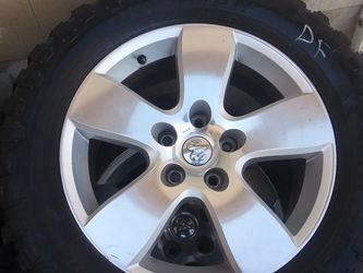 ALL COUNTRY M/T. IRONMAN 33X12.50 R20LT for Sale in San Angelo,  TX