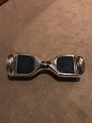 Chrome Hoverboard for Sale in Woodinville, WA